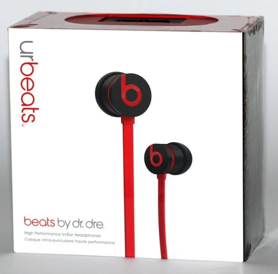 Beats by Dr. Dre – urBeats Earbud Headphones – Black Review  f158e664f4