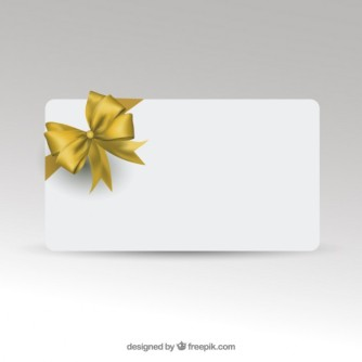 gift-card-template-with-golden-ribbon-free-vector-576