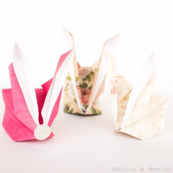 Origami Bunny-24