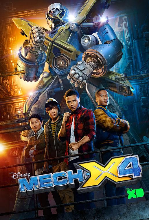 mech-x4_-_season1_-_poster
