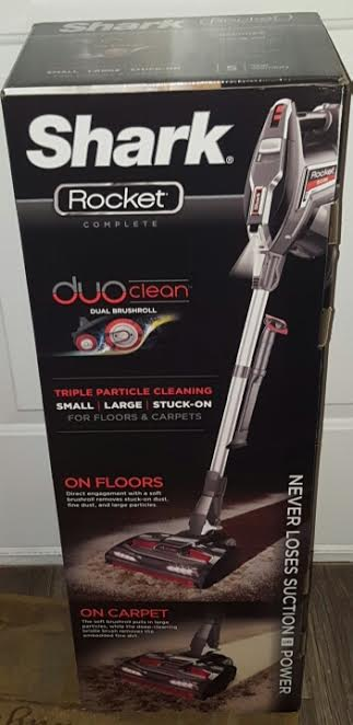 Shark Rocket Complete Duo Clean Honest Review Queen Thrifty