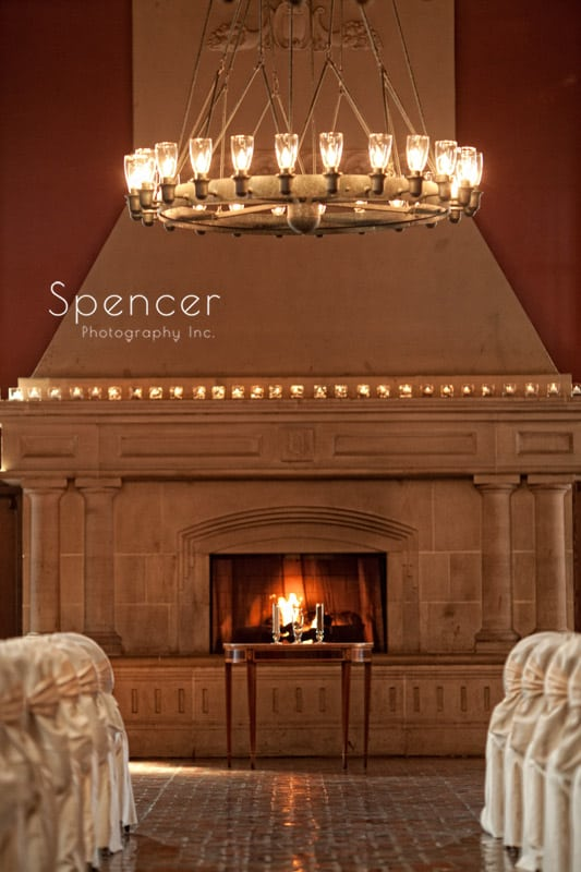 fireplace-in-wedding-chapel-at-glenmoor-country-club