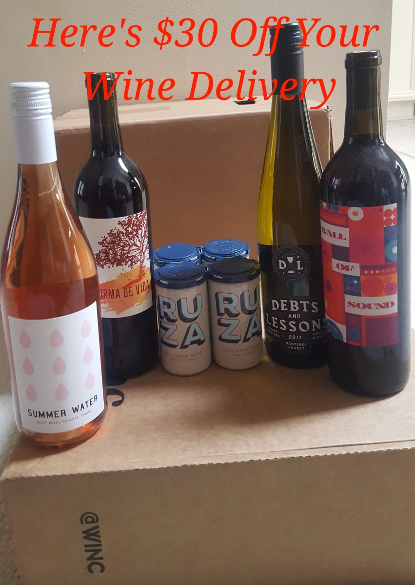 Save Money On Wine Delivered To Your Doorstep Every Month