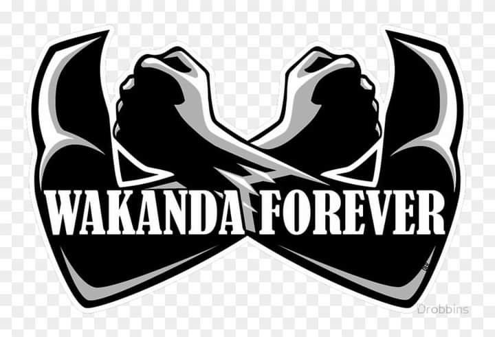 Download Wakanda Forever Free SVG #WakandaForever | Queen Thrifty